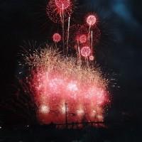 豊田の花火大会!
