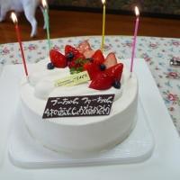 ブー&ファーちゃんの誕生日♡